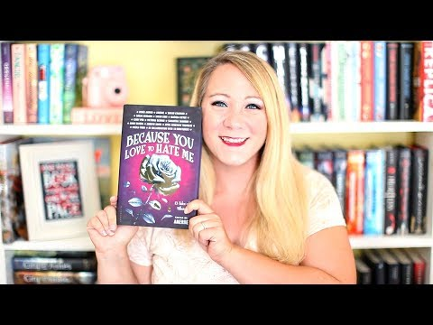 BECAUSE YOU LOVE TO HATE ME BOOK REVIEW!!!!