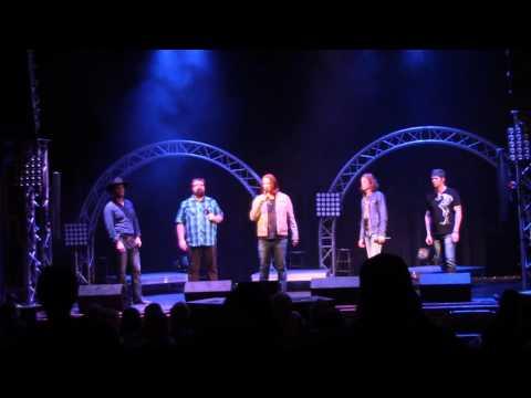 Home Free Columbia, MO Concert 4/29/16