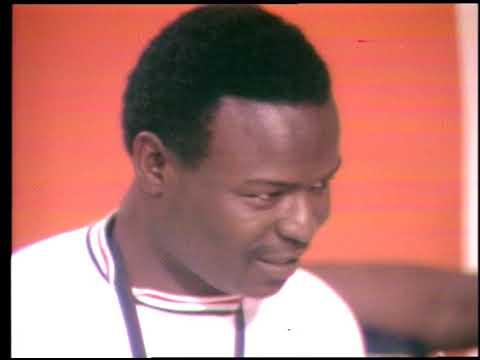 American Bandstand 1967- Interview Watts 103rd Street Rhythm Band