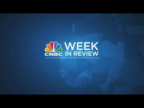 Week In Review: Trump Heads To NATO Summit, London | CNBC