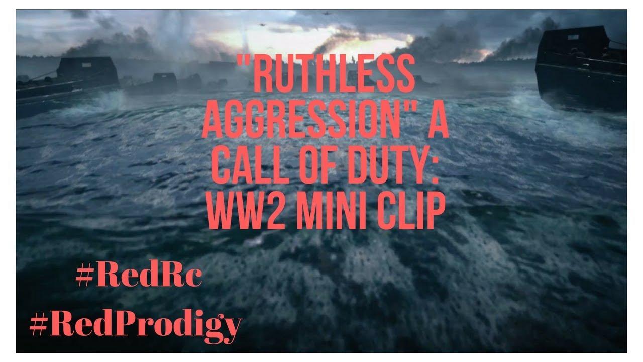 1st #RedRC Response @ProDiggityFTW (Mini Clip)