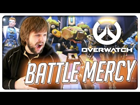 BATTLE Mercy!! - Overwatch Competitive