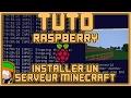 Installer un Serveur Minecraft sur Raspberry - [Les tutos Geek]