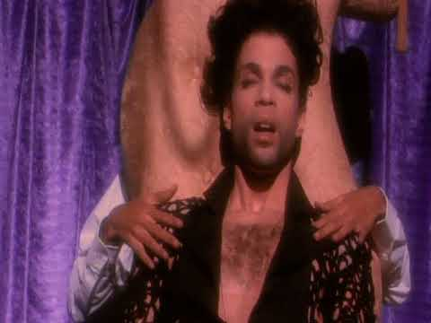 Prince & The New Power Generation - Insatiable (Official Music Video)