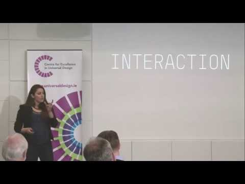 Stephanie Akkaoui Hughes: Designing Contexts to foster Human Interactions