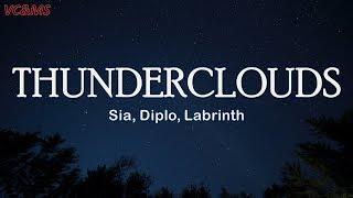 Download [Lyrics + Vietsub] Thunderclouds - Sia, Diplo, Labrinth [LSD] Mp3 and Videos