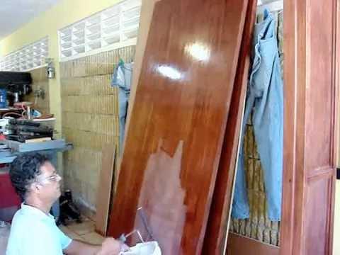 Como aplicar un sellador a madera youtube - Como impermeabilizar madera ...