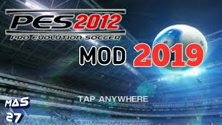 Pes 2012 mod 2019 (update transfer)