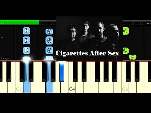 Each Time You Fall In Love - Cigarettes After Sex
