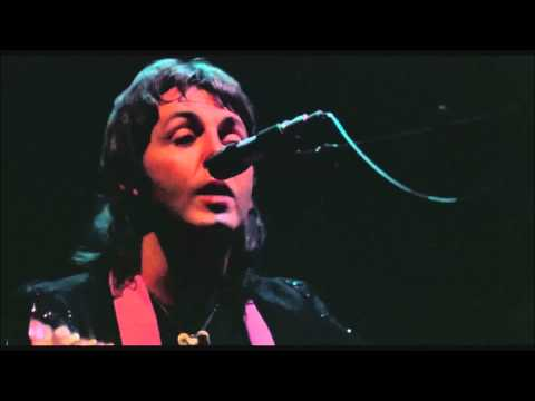 Paul McCartney  Blackbird Acoustic