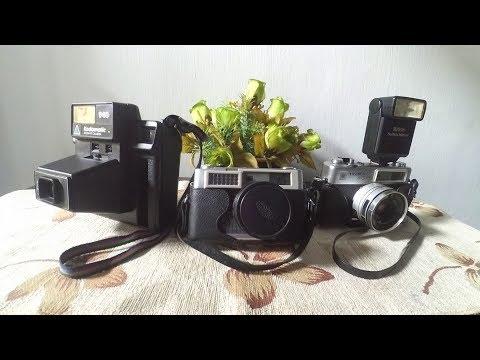 Catatan Si Nanda : Kodamatic 940 - Yashica MG 1 - Konica S2 - Sunpak Softlite 1600 M