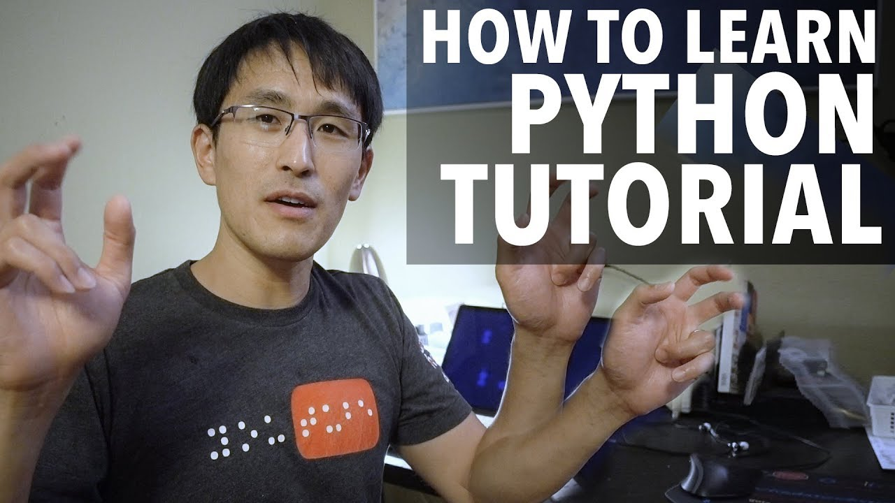 How to Learn Python Tutorial - Easy simple! Learn How to Learn Python!
