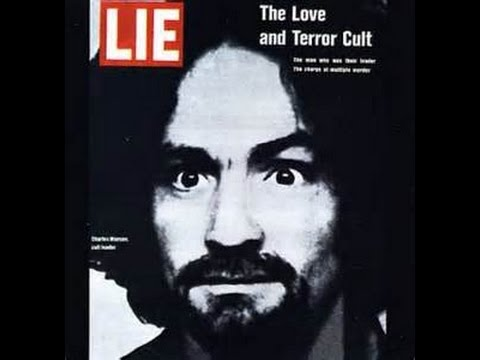 Eyes Of A Dreamer/ Charles Manson/ Lie: The Love And Terror Cult