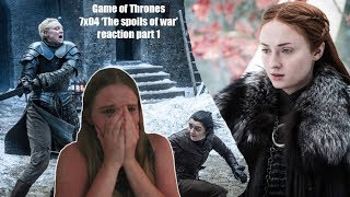 Game of Thrones 7x04 'The spoils of war' reaction part 1