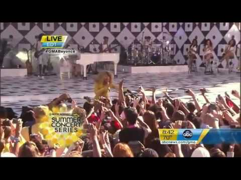 Beyoncé - Best Thing I Never Had (GMA 2011)