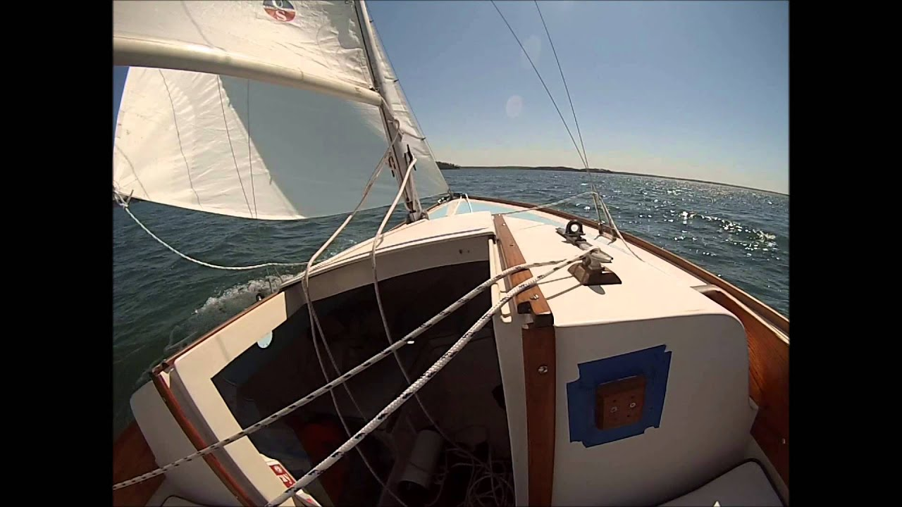 The Cape Dory Typhoon Used Boat Review