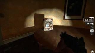 Left 4 dead: пасхалка. На упаковке молока обложка Team Fortress 2