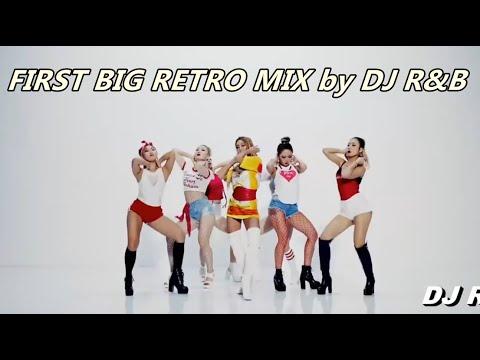 FIRST BIG RETRO PARTY MIX 2020 ByDJ R&B