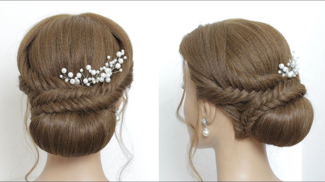 Hairstyles Juda: Simple Juda Hairstyle For Long Medium Hair Tutorial