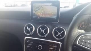 mercedes a180 automatic 2016