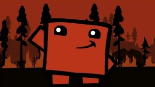 Super Meat Boy: Dark world Speedrun