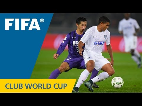 Highlights: Sanfrecce Hiroshima vs Auckland City - FIFA Club World Cup Japan 2015
