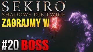 Zagrajmy w Sekiro: Shadows Die Twice [#20] - BOSS I PRZERAŻENIE!