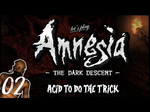 "Amnesia: The Dark Descent - Ep 2 ""Acid to do the Trick"""