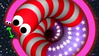 Slither.io BEST TROLLING MOMENTS OF ALL TIME! Epic Slitherio Troll Snake Gameplay