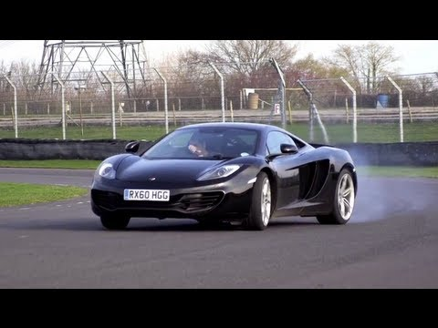 Living With the McLaren MP4 12C CHRIS HARRIS ON CARS