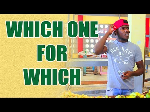 Which One For Which  Caribbean Joke 2018 CoolBoyzTV