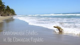 EduTravel - Environmental Studies in the Dominican Republic Trailer