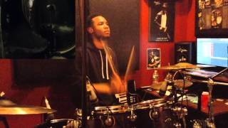 chris brown   picture me rollin drum cover