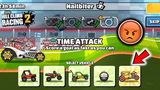 Hill Climb Racing 2 - 26100 points (36000) in NAILBITER Team Event