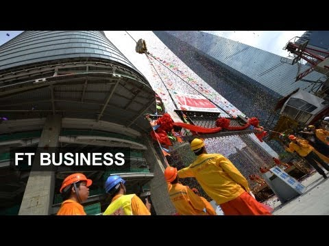 China's Debt Addiction   FT Business
