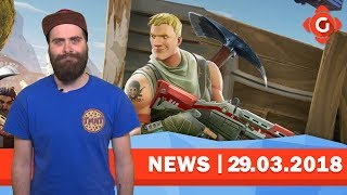 Fortnite: Free items! Sea Of Thieves: How successful is the Pirate Party | GW-NEWS