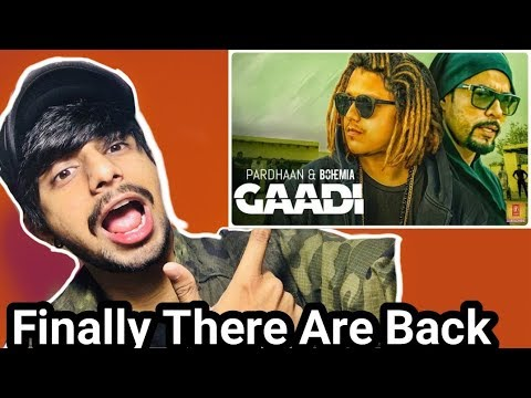 "Gaadi Official Video Song Reaction | ""Bohemia"" 