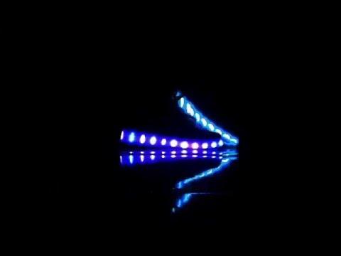 Amazing Fluo Shoes (@FluoShoes - Fluoshoes.com) dance!