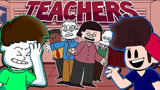 Teacher Stories w/ @BrodyAnimates