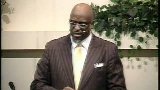Marriage: Wisdom and Advice - 9.25.11 - West Jacksonville COGIC - Pastor Dr. Gary L. Hall Sr.