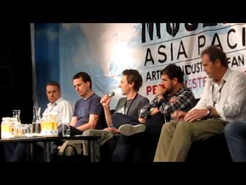 "MUSEXPO Asia Pacific Panel: ""Australia State Of The Host Nation"" feat. Richard Kingsmill, triple j"