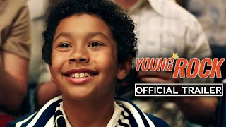 YOUNG ROCK Official Full Trailer (2021) TV Show Dwayne Johnson Comedy HD