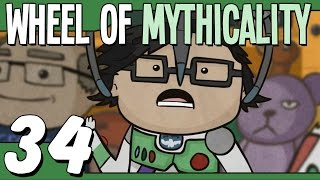 Prizes in a Claw Machine - (Wheel of Mythicality - Ep. 34)