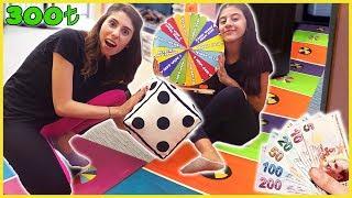 Evin İçine Dev Masa Oyunu Oyun Alanı Oyun Evi Eğlenceli Çocuk Videosu Dila Kent