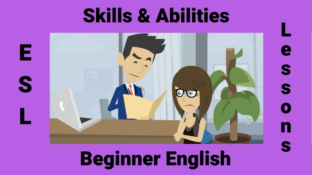 Download Adverbs of Manner, Talking about Skills & Abilities | Job Interview