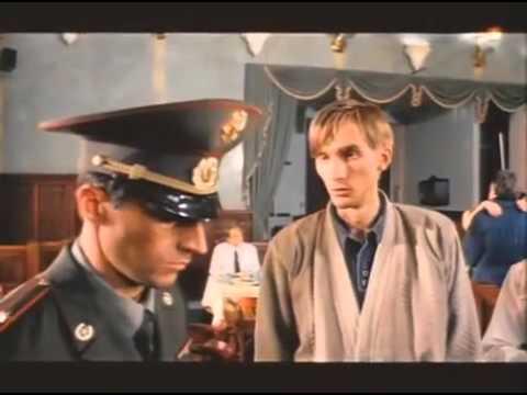 Отрывок из фильма ДМБ, эпизод в ресторане