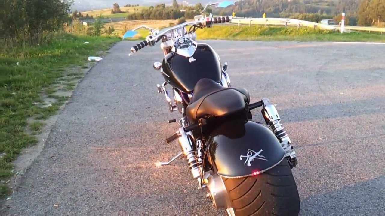 Kawasaki Vulcan Wide Tire Kit