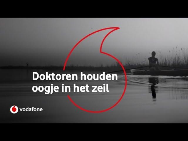 Vodafone Business: Doktoren houden op afstand een oogje in het zeil