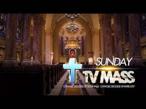 Sunday TV Mass - April 19, 2020 - Divine Mercy Sunday - Full