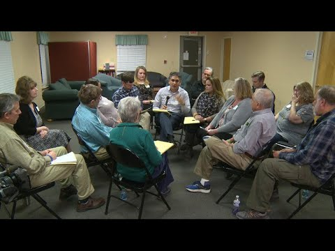 Better Angels help communities ease political tensions